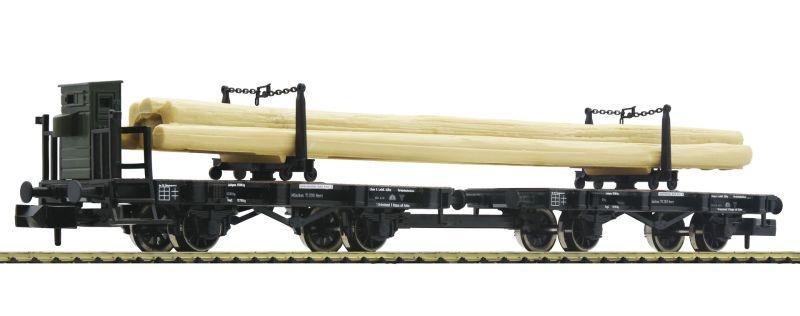 Drehschemelwagen-Gespann Bauart H, K.Bay.Sts.B., Spur N
