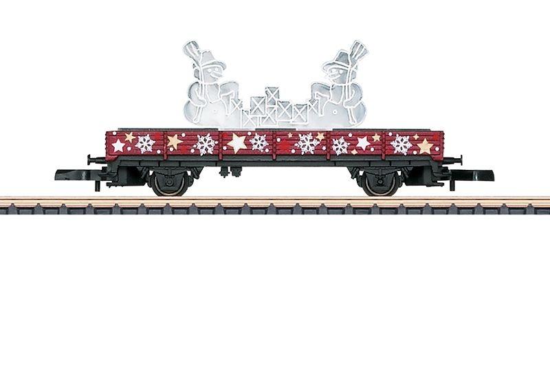 Weihnachtswagen 2019, Spur Z