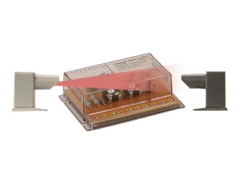 Zeitschalter mit Infrarot-Lichtschranke