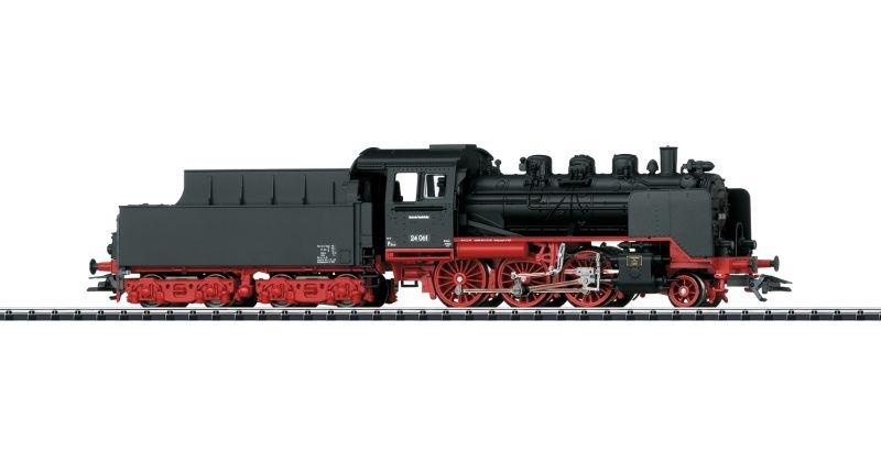 Dampflokomotive BR 24 der DB, mfx, DCC, Sound, DC, Spur H0