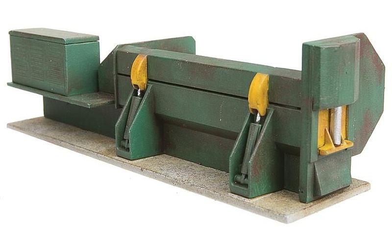 Schrottpresse Bausatz, Spur H0