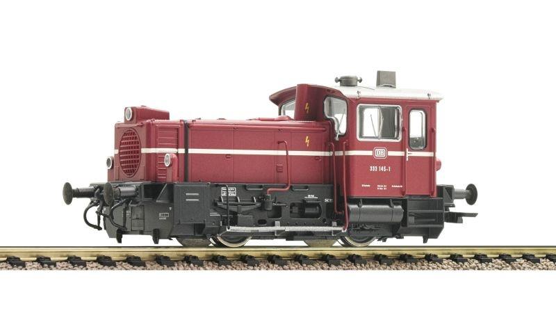 Diesellokomotive BR 333 der DB, Sound, DC, Spur H0