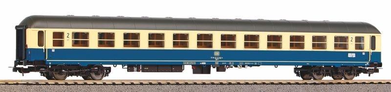 Schnellzugwagen 2. Klasse Bm234 DB, Ep. IV, DC, Spur H0