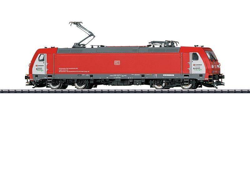 Sound-E-Lok BR 185 der DB, Epoche VI, Spur H0