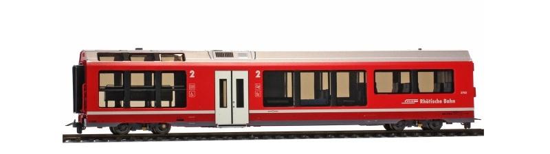 RhB Bi 576 01 AGZ Endwagen, Spur H0m