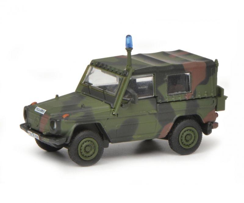 Wolf G Militärpolizei Feldjäger, 1:87, H0