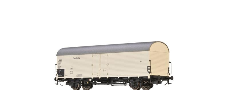 Kühlwagen Tnfhs 38 Seefische der DB, DC, Spur H0