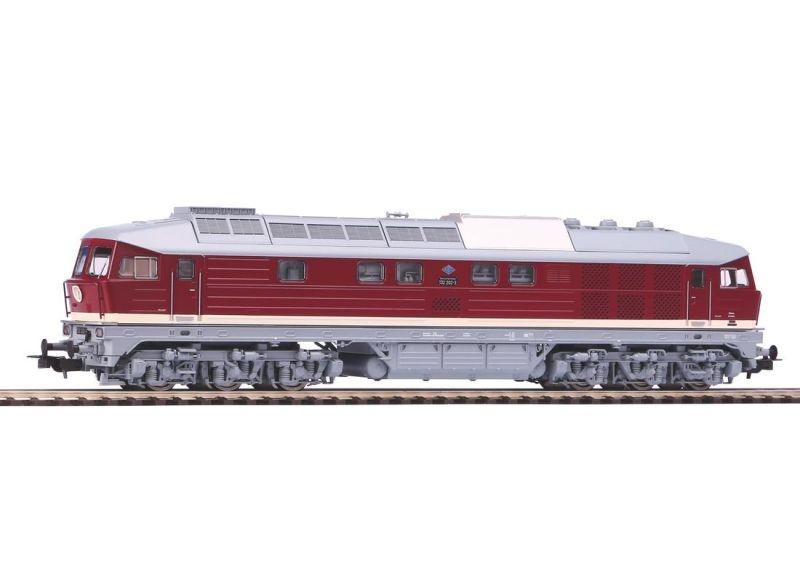 Diesellok BR 132 063-9 der DR, Epoche IV, Spur H0