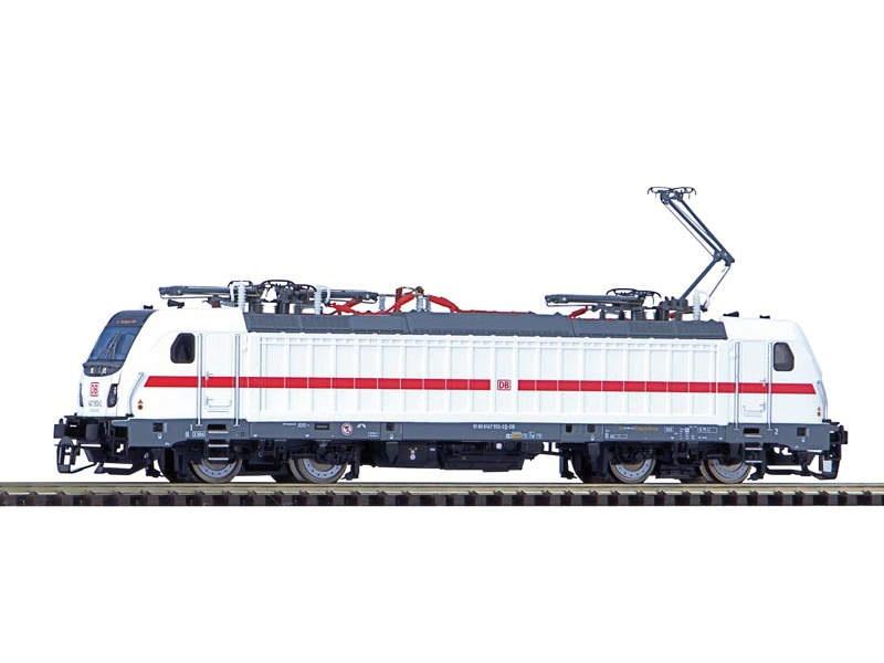 E-Lok BR 147.5 IC der DB AG, Epoche VI, PluX22, Spur TT