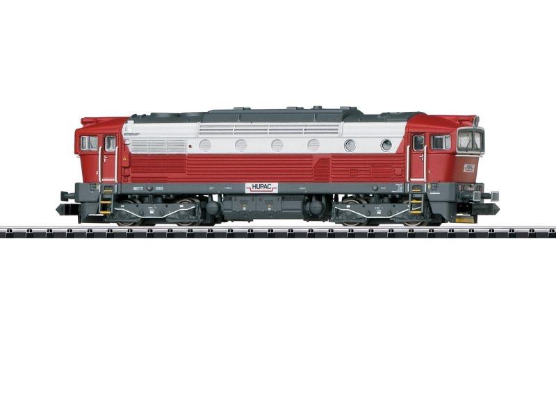 Sound-Diesellok Serie 753 der HUPAC, Epoche V, Spur N