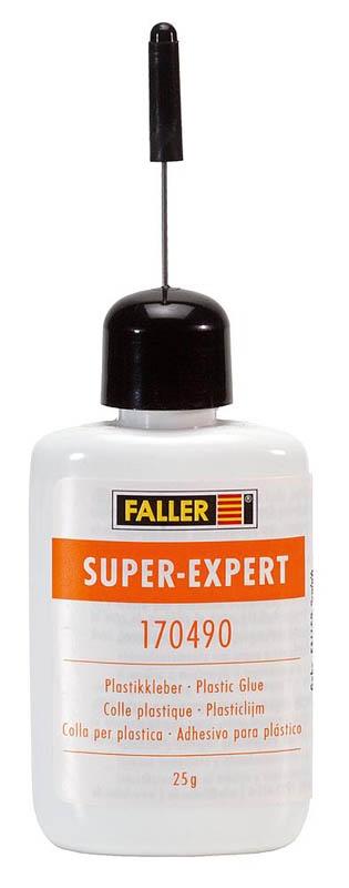 Super-Expert, Plastikkleber, 25 g