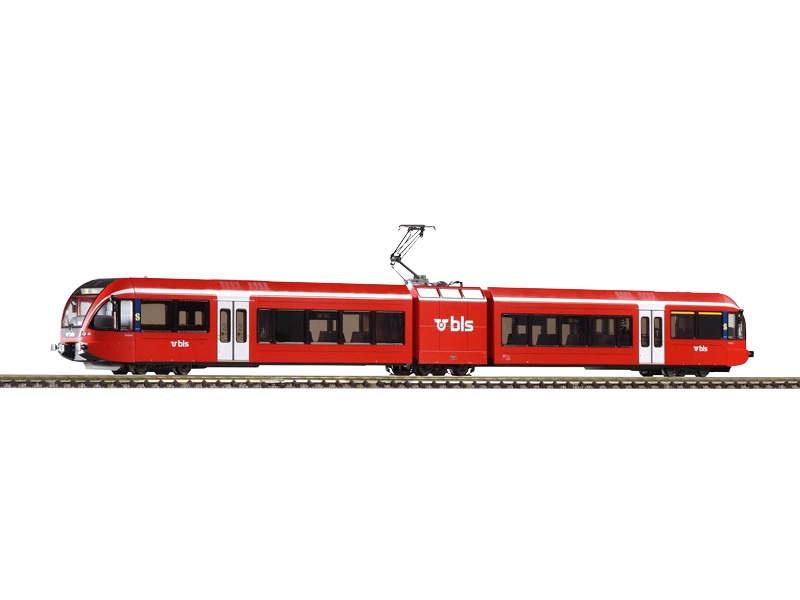Elektrotriebwagen GTW 2/6 Stadler BLS, Epoche VI, Spur N