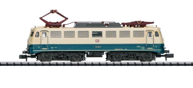 Elektrolokomotive Baureihe 110.3 der DB, DC, Minitrix Spur N
