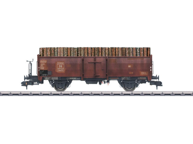 Offener Güterwagen Omm 52 866037 DB Europ Spur 1