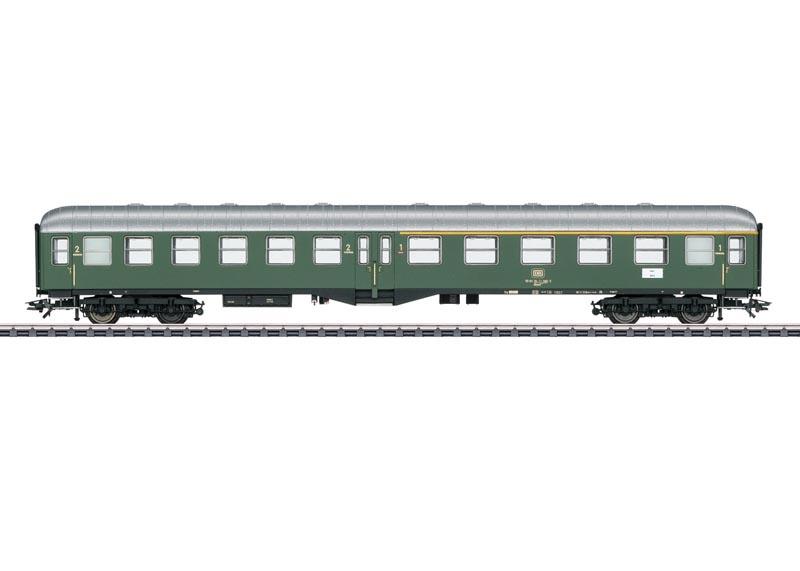 Personenwagen 1./2. Klasse der DB, AC, Spur H0
