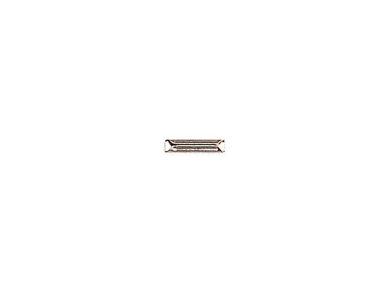 Metall-Schienenverbinder Profi-Gleis H0