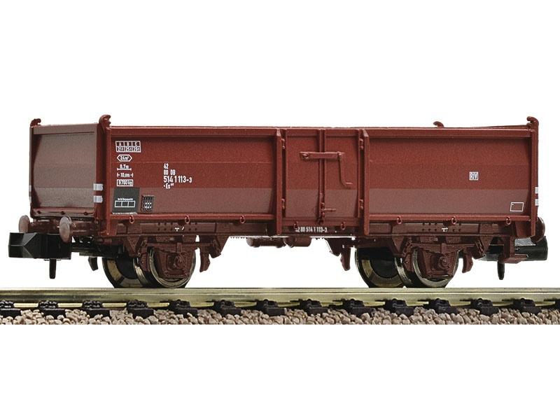 Offener Güterwagen Bauart Es 017 der DB, DC, Spur N