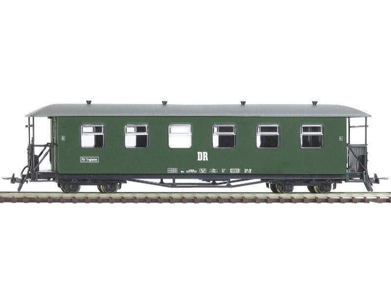 Personenwagen 2. Klasse 970-497 der DR, Spur H0e