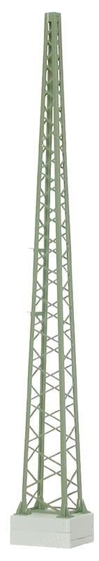 Turmmast, 111mm, mit Nietenimitationen, Spur N