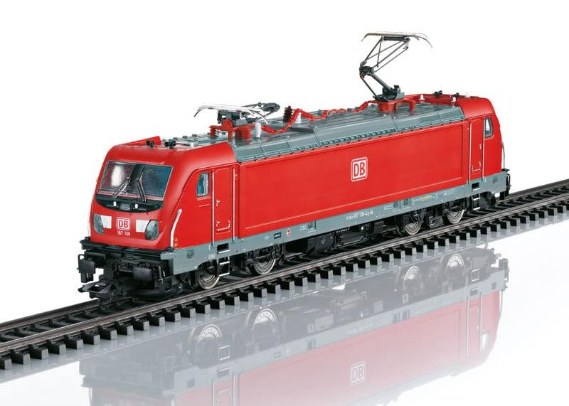 E-Lok Baureihe 187.1 der DB AG, Spur H0