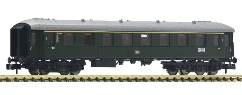 Eilzugwagen 1. Klasse der DB, DC, Spur N