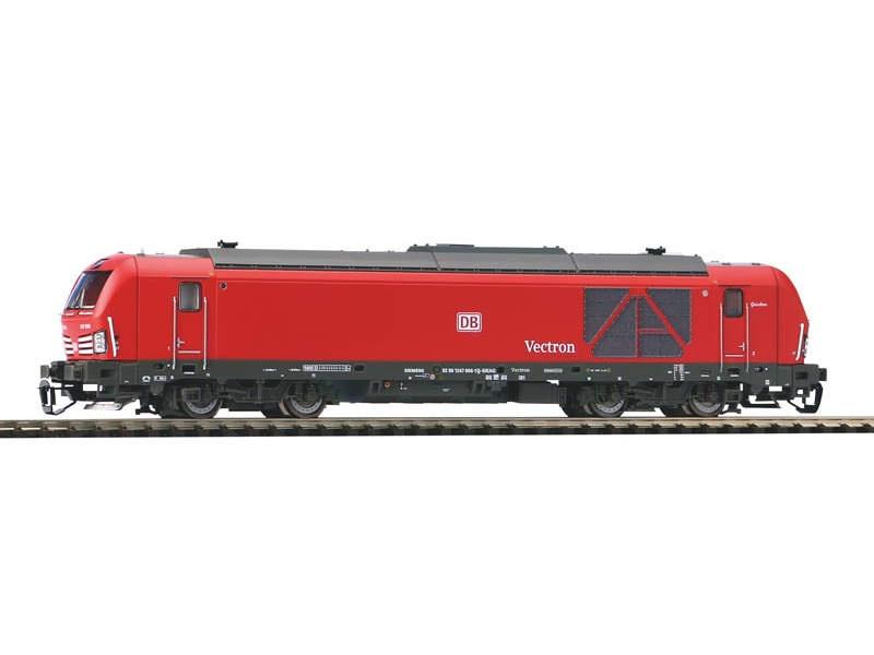 Diesellok Vectron BR 247 DB Cargo, Epoche VI, PluX22,Spur TT