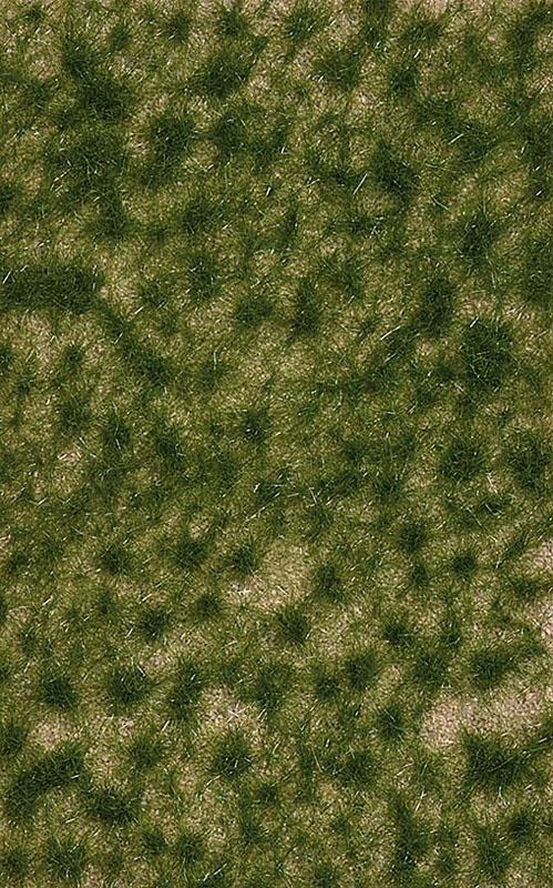 Grasbüschel lang Spätsommer, Graslänge: 4 mm