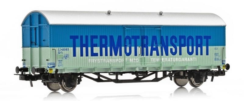 Topline Kühlwagen Grfu 45020 Thermotransport SJ, H0