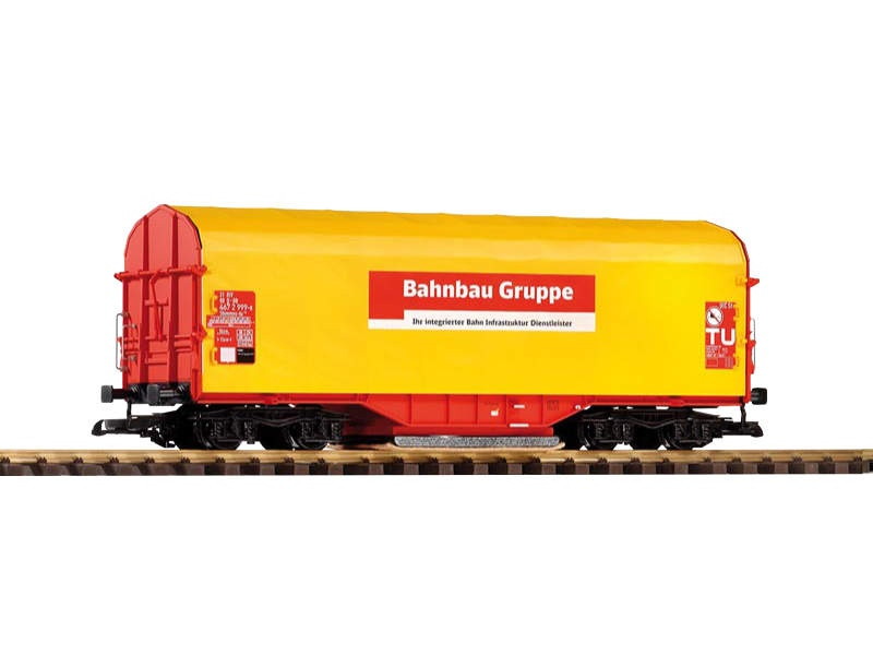 Schienen Reinigungswagen + Zubehör der DB, Spur G