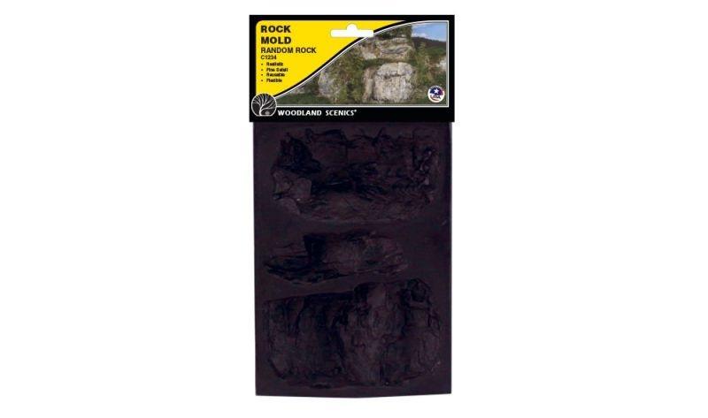 Rock Mold - Gießform verschiedene größere Felsen