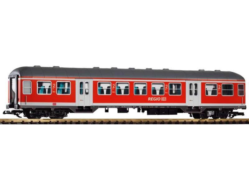 Nahverkehrswagen 2. Klasse der DB AG, verkehrsrot, Ep. VI, G
