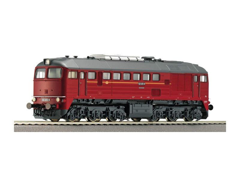 Diesellokomotive BR 120 DR Sound TT