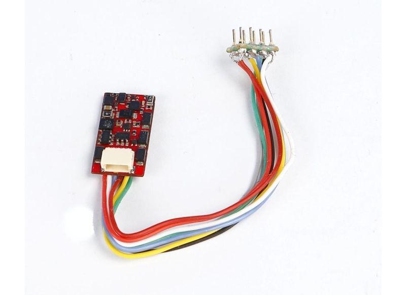 SmartDecoder 4.1 8-polig mit SUSI-Schnittstelle, Spur H0