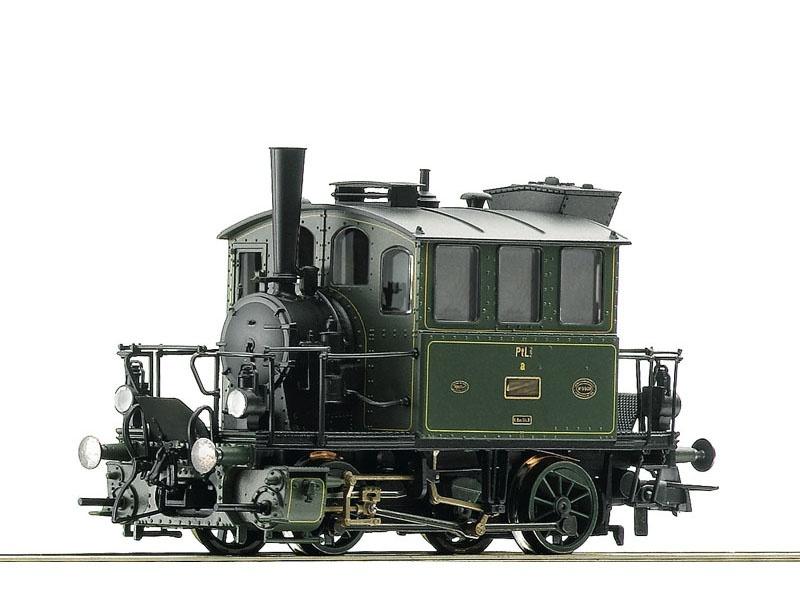 Dampflokomotive Gattung PtL 2/2, K.Bay.Sts.B., Sound, DC, H0