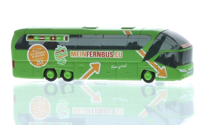 Neoplan Starliner 2 Meinfernbus, 1:160 / N