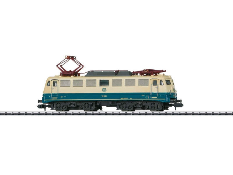 E-Lok Baureihe 110 389-4 DB Spur N