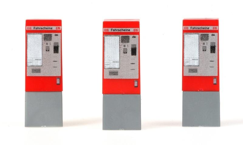Fahrkartenautomat DB, 1:87 / H0