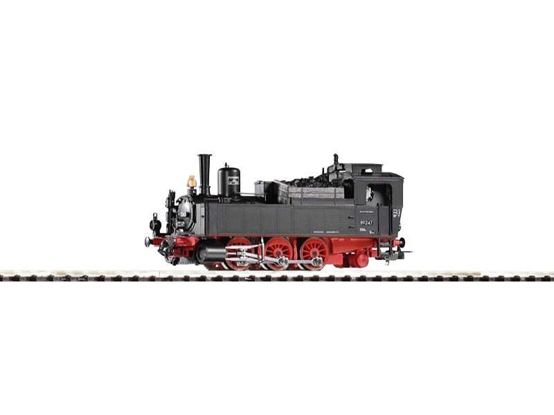 Dampflok BR 89.2 / Sächsische VT der DR, Epoche III, Spur H0