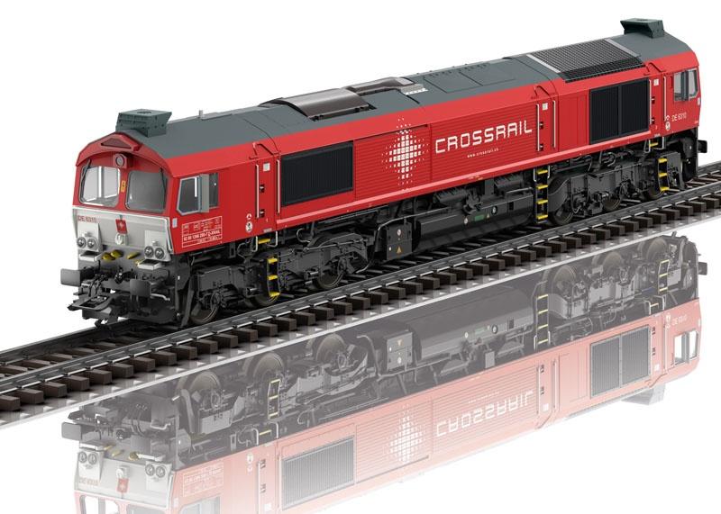 Diesellok Class 77 der Crossrail AG, mfx+ Sound, AC, Spur H0