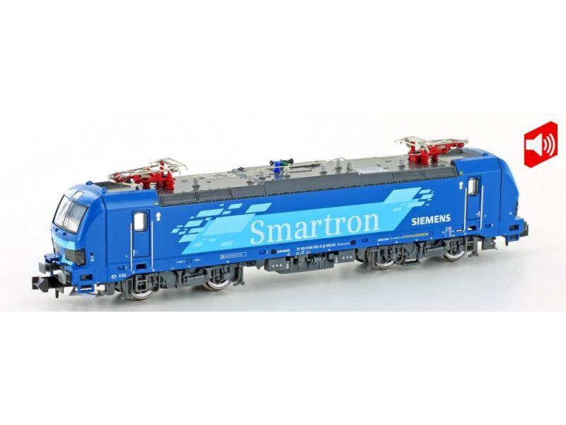 E-Lok BR192 001 Vectron Siemens Smartron,Ep.VI,Sound, Spur N