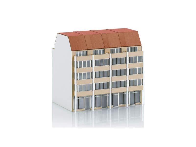 Bausatz City-Geschäftshäuser Spur N