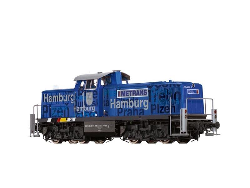 Diesellok BR295 der Metrans, VI, AC Digital BASIC+, Spur H0