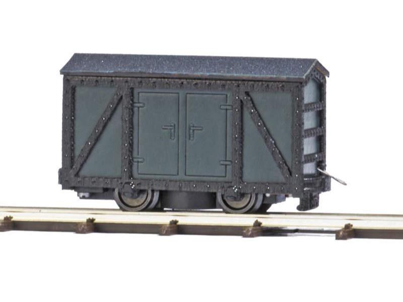Geisterwagen mit Antrieb, Spur H0f Feldbahn