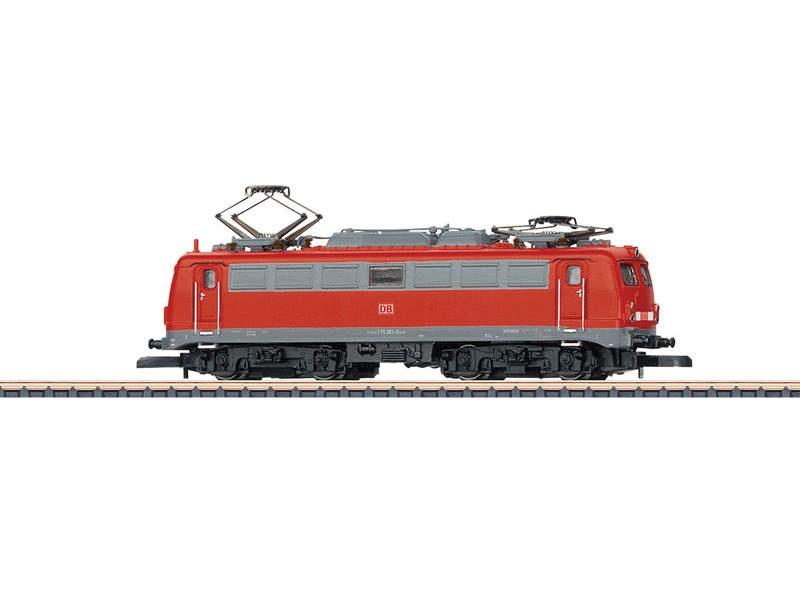 Elektrolokomotive BR 115 DB AG Spur Z