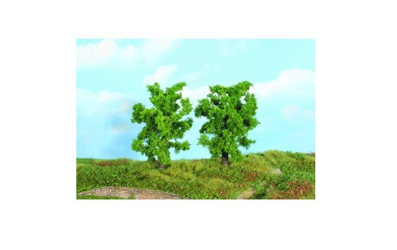 2 Birnbäume, 14 cm, H0, TT, N