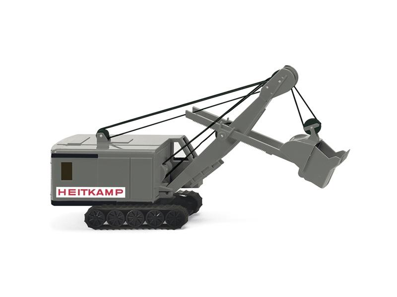 Menck-Bagger Heitkamp 1:87 / H0