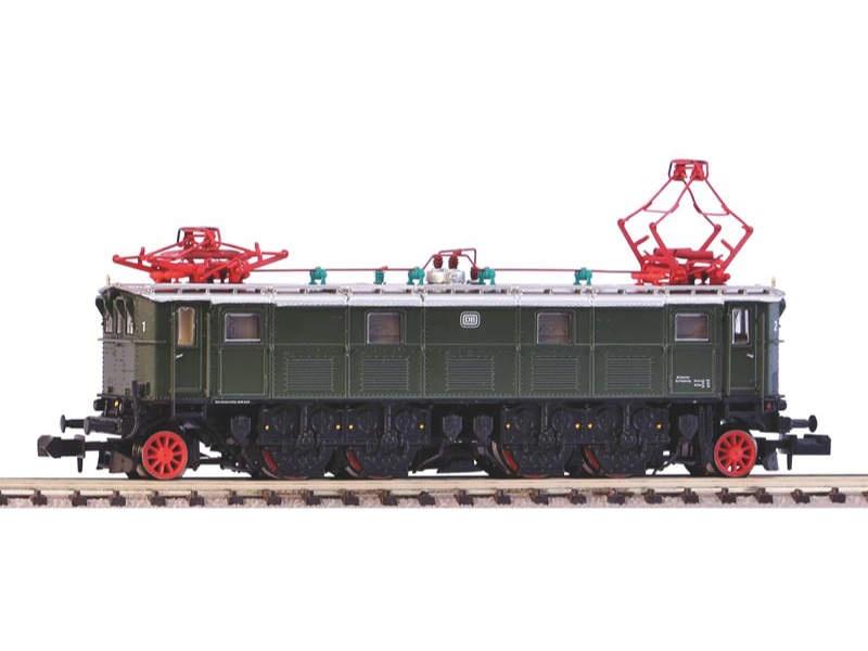 Sound-E-Lok BR E16 der DB, Epoche III, Sound-Decoder, Spur N