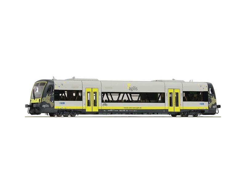 Dieseltriebwagen BR 650 Agilis, Sound, AC, Spur H0