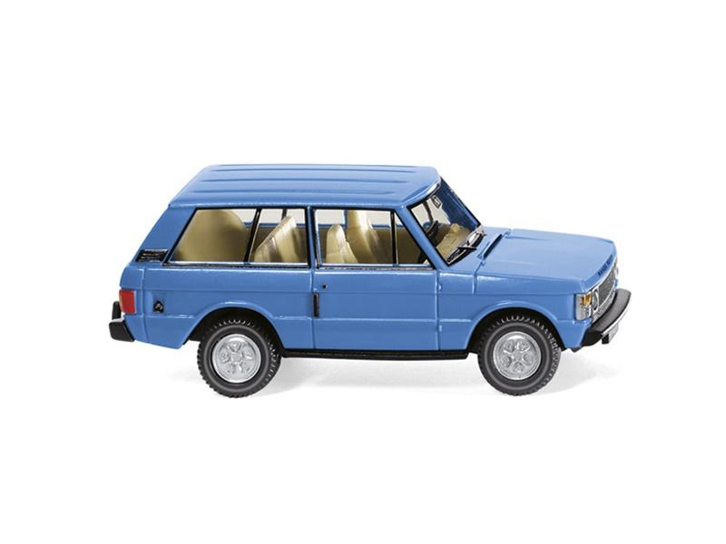 Range Rover - blau 1:87 / H0