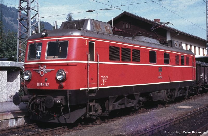 E-Lok 1110.502 der ÖBB, Epoche IV, Spur H0